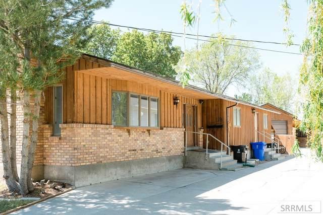 118 S 3 W, Rexburg, ID 83440 (MLS #2136585) :: The Perfect Home