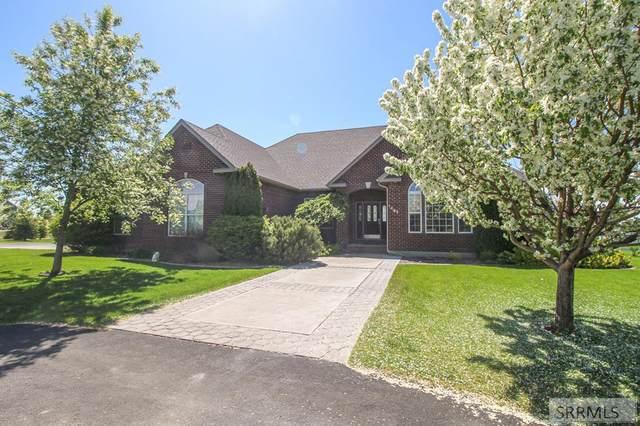 1492 N 1070 E, Shelley, ID 83274 (MLS #2136589) :: The Perfect Home