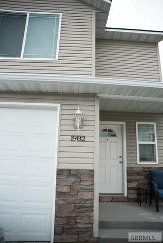 1982 Bengal View, Pocatello, ID 83204 (MLS #2136811) :: Team One Group Real Estate