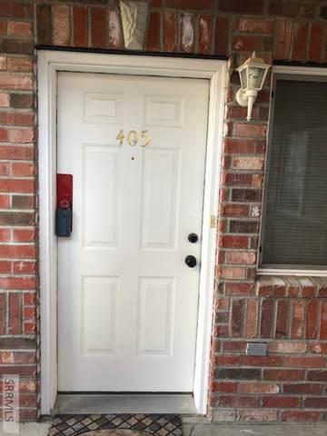 264 N 3rd E #405, Rexburg, ID 83440 (MLS #2136816) :: The Perfect Home