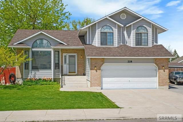228 Noah Street, Chubbuck, ID 83202 (MLS #2136862) :: Silvercreek Realty Group