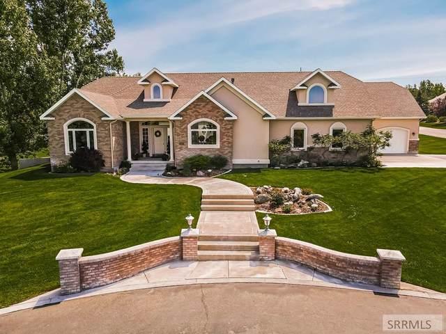 2387 S Ptarmigan Way, Ammon, ID 83401 (MLS #2136939) :: The Perfect Home