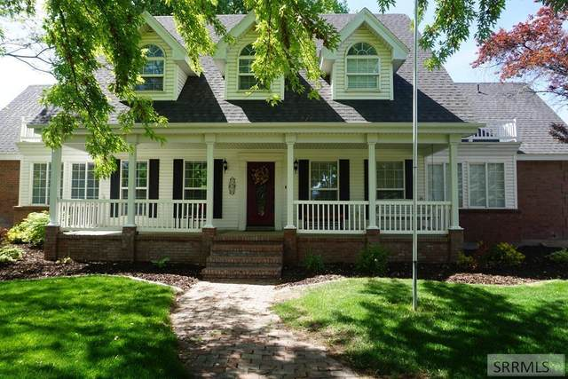 1850 S Spencer Lane, Ammon, ID 83406 (MLS #2136948) :: The Perfect Home