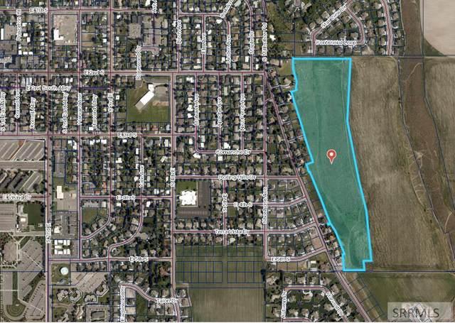 TBD Starview Drive, Rexburg, ID 83440 (MLS #2136963) :: The Perfect Home