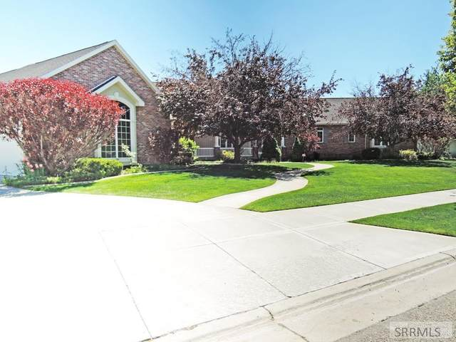 160 E Woodhaven Lane, Idaho Falls, ID 83404 (MLS #2136967) :: Silvercreek Realty Group