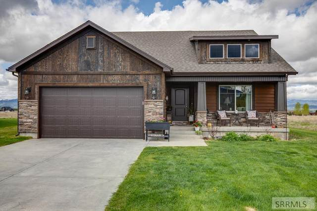 2929 Ironwood Drive, Driggs, ID 83422 (MLS #2137000) :: Team One Group Real Estate