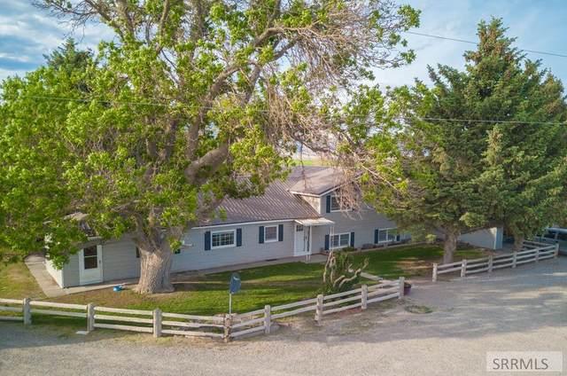 3382 N 1420 W, Howe, ID 83244 (MLS #2137007) :: Team One Group Real Estate