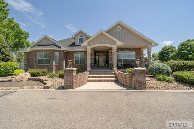 2880 Woodbridge Circle, Idaho Falls, ID 83401 (MLS #2137068) :: Silvercreek Realty Group
