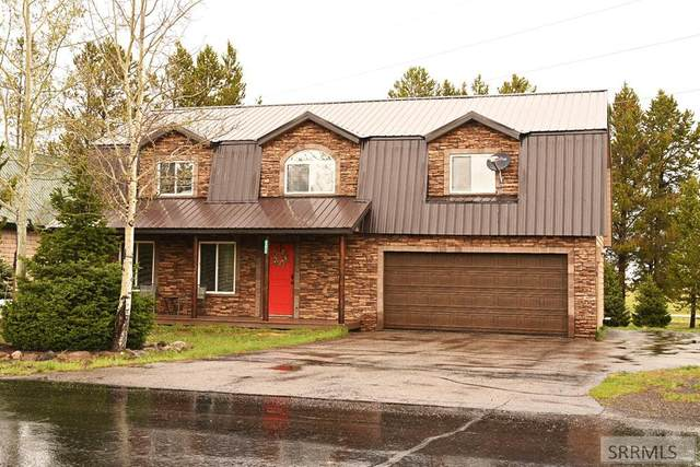 4205 Grandview Road, Island Park, ID 83429 (MLS #2137074) :: Team One Group Real Estate