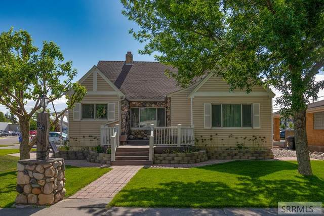 109 Center Street, Rexburg, ID 83440 (MLS #2137164) :: The Perfect Home