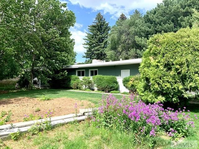 100 N Morningside Drive, Idaho Falls, ID 83401 (MLS #2137200) :: Silvercreek Realty Group