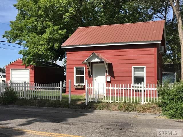155 N Wabash Avenue, Idaho Falls, ID 83401 (MLS #2137206) :: Silvercreek Realty Group