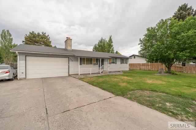 650 N Farnsworth Drive, Idaho Falls, ID 83401 (MLS #2137209) :: Silvercreek Realty Group