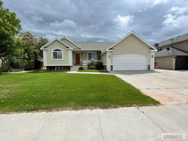 614 Marian Street, Rigby, ID 83442 (MLS #2137223) :: Team One Group Real Estate