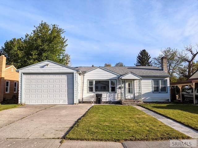 1010 12th E, Idaho Falls, ID 83404 (MLS #2137228) :: Silvercreek Realty Group