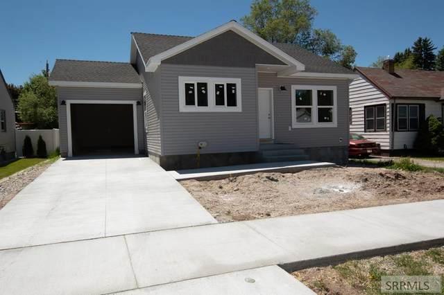250 E 19th Street, Idaho Falls, ID 83404 (MLS #2137230) :: Silvercreek Realty Group