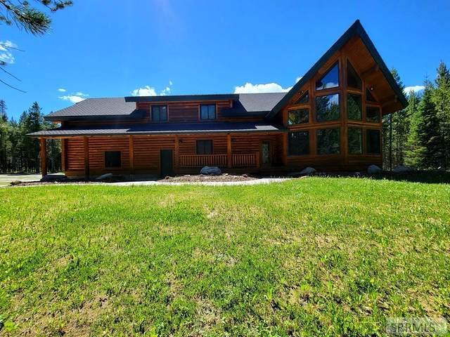 4491 Summit Drive, Island Park, ID 83429 (MLS #2137231) :: The Perfect Home