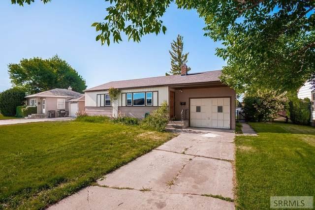 1110 9th Street, Idaho Falls, ID 83404 (MLS #2137232) :: Silvercreek Realty Group