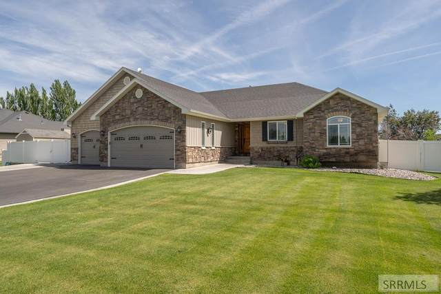 1166 October Cove, Shelley, ID 83274 (MLS #2137274) :: Team One Group Real Estate
