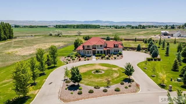 790 Castlerock Lane, Idaho Falls, ID 83404 (MLS #2137282) :: The Perfect Home