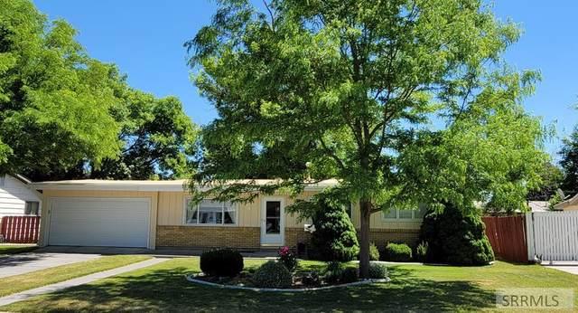 522 Davidson Drive, Idaho Falls, ID 83401 (MLS #2137290) :: Team One Group Real Estate