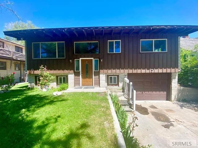 255 5th Street, Idaho Falls, ID 83401 (MLS #2137292) :: Team One Group Real Estate