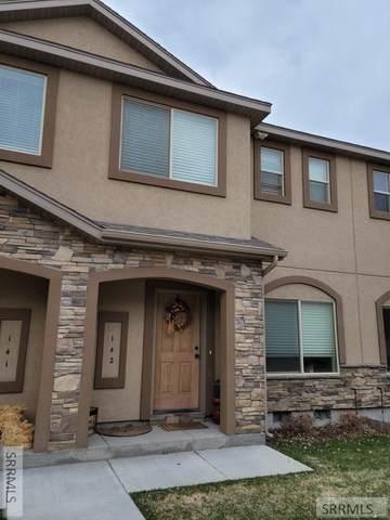 565 Pioneer Road #142, Rexburg, ID 83440 (MLS #2137293) :: The Perfect Home