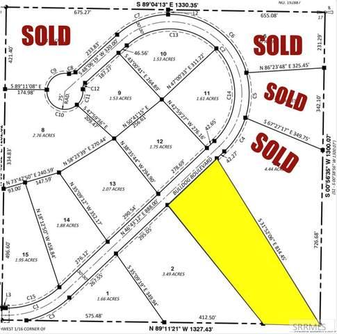 TBDLot3 Bulldog Blvd, Rockland, ID 83271 (MLS #2137301) :: Silvercreek Realty Group