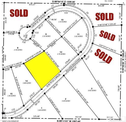 TBDLot13 Bulldog Blvd, Rockland, ID 83271 (MLS #2137307) :: Silvercreek Realty Group