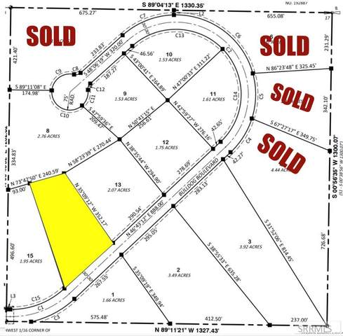 TBDLot14 Bulldog Blvd, Rockland, ID 83271 (MLS #2137308) :: Silvercreek Realty Group