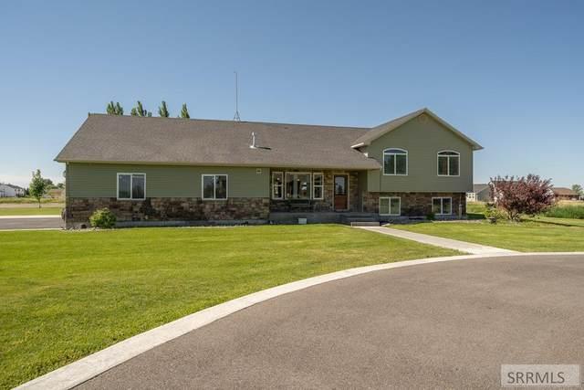 3834 E 446 N, Rigby, ID 83442 (MLS #2137326) :: Team One Group Real Estate
