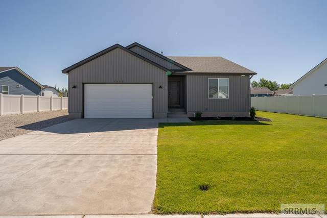 3482 Apolena Avenue, Idaho Falls, ID 83401 (MLS #2137334) :: Team One Group Real Estate