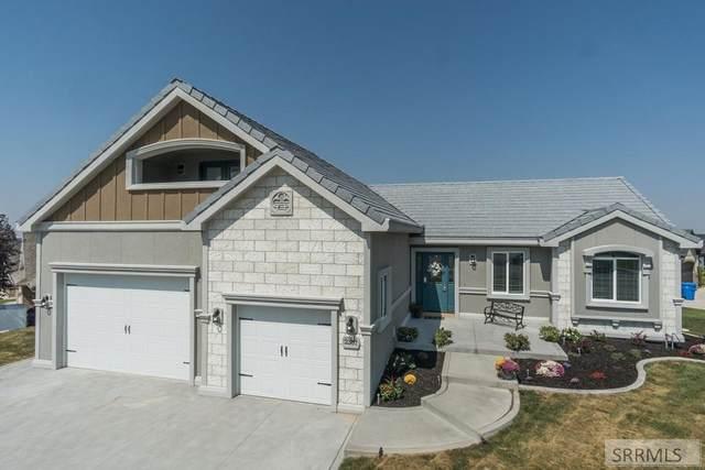 510 Coronado Street, Pocatello, ID 83201 (MLS #2137339) :: Team One Group Real Estate