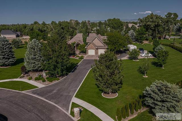 516 N Waterstone Drive, Rigby, ID 83442 (MLS #2137343) :: Team One Group Real Estate
