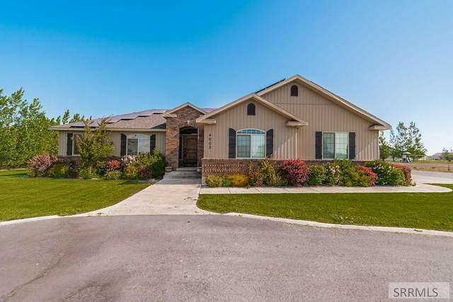4003 E 136 N, Rigby, ID 83442 (MLS #2137356) :: Team One Group Real Estate