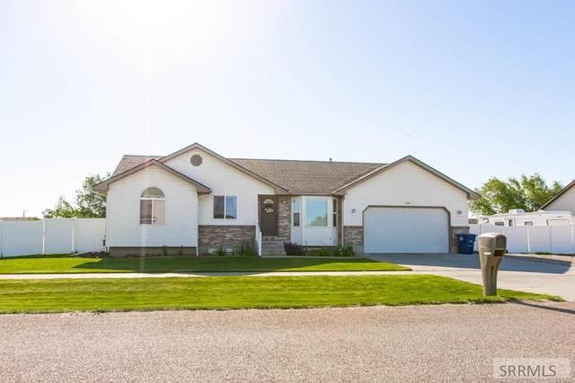 3934 Flaming Rock Road, Idaho Falls, ID 83401 (MLS #2137368) :: Team One Group Real Estate