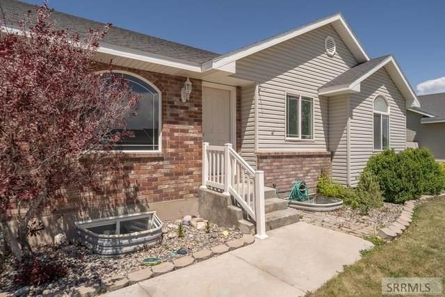 3131 E Larson Drive, Idaho Falls, ID 83401 (MLS #2137377) :: Team One Group Real Estate