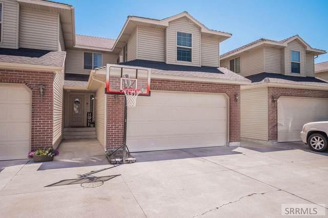 1436 Meggan Street, Blackfoot, ID 83221 (MLS #2137382) :: Team One Group Real Estate
