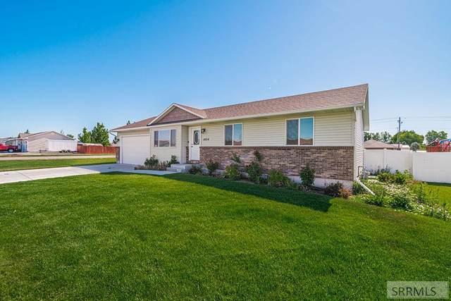 1024 Richland Drive, Idaho Falls, ID 83401 (MLS #2137384) :: Team One Group Real Estate