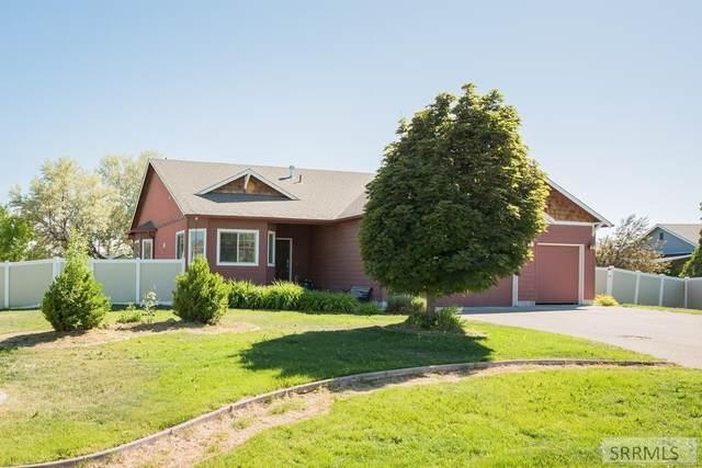 3320 E Edwards Drive, Idaho Falls, ID 83404 (MLS #2137398) :: Team One Group Real Estate
