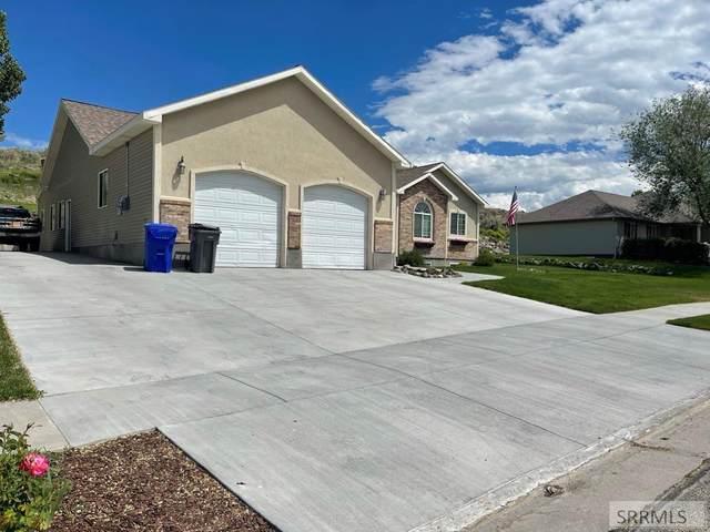 15 S Hidden Valley Road, Rexburg, ID 83440 (MLS #2137419) :: The Perfect Home