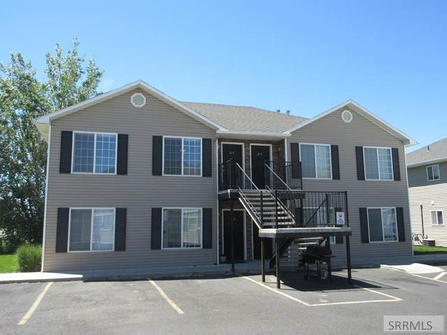 520 W 7th S #114, Rexburg, ID 83440 (MLS #2137463) :: The Perfect Home