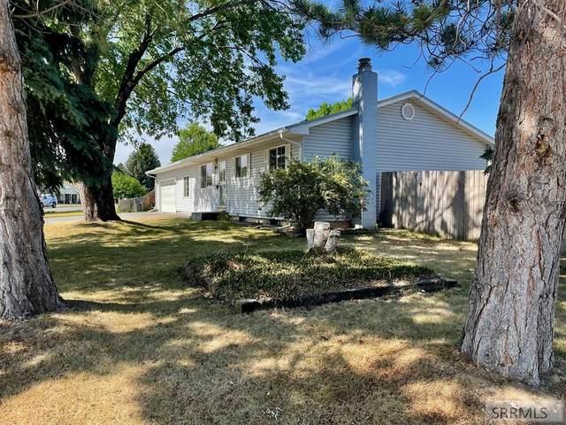 853 Melrose Drive, Idaho Falls, ID 83401 (MLS #2137494) :: The Perfect Home