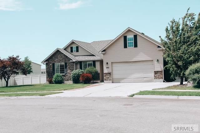 362 Oak Trail Drive, Rexburg, ID 83440 (MLS #2137500) :: The Perfect Home