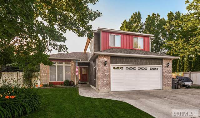 3026 Escalante Avenue, Idaho Falls, ID 83404 (MLS #2137502) :: The Perfect Home