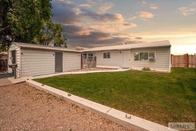 1095 Lovejoy Street, Idaho Falls, ID 83401 (MLS #2137508) :: The Perfect Home