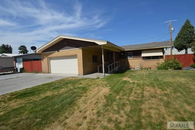 265 Carol Avenue, Idaho Falls, ID 83401 (MLS #2137510) :: The Perfect Home