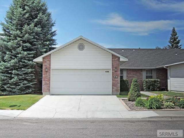 636 Montcliffe Drive, Idaho Falls, ID 83401 (MLS #2137535) :: The Perfect Home