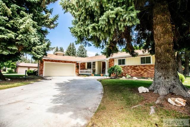 2885 S Boulevard, Idaho Falls, ID 83404 (MLS #2137536) :: The Perfect Home