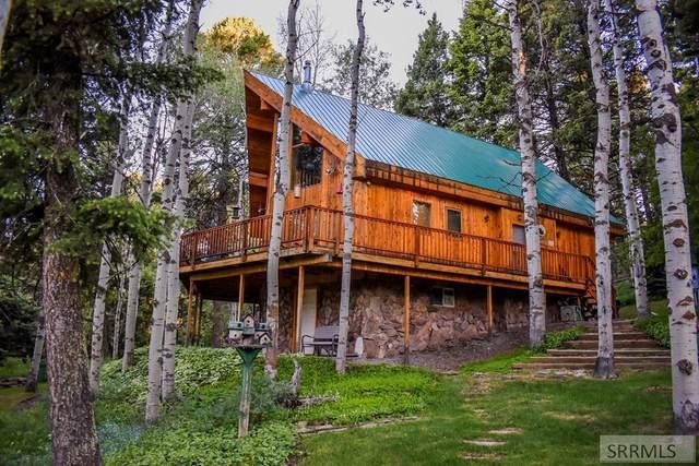 3574 Aspen Drive, Island Park, ID 83429 (MLS #2137540) :: The Perfect Home